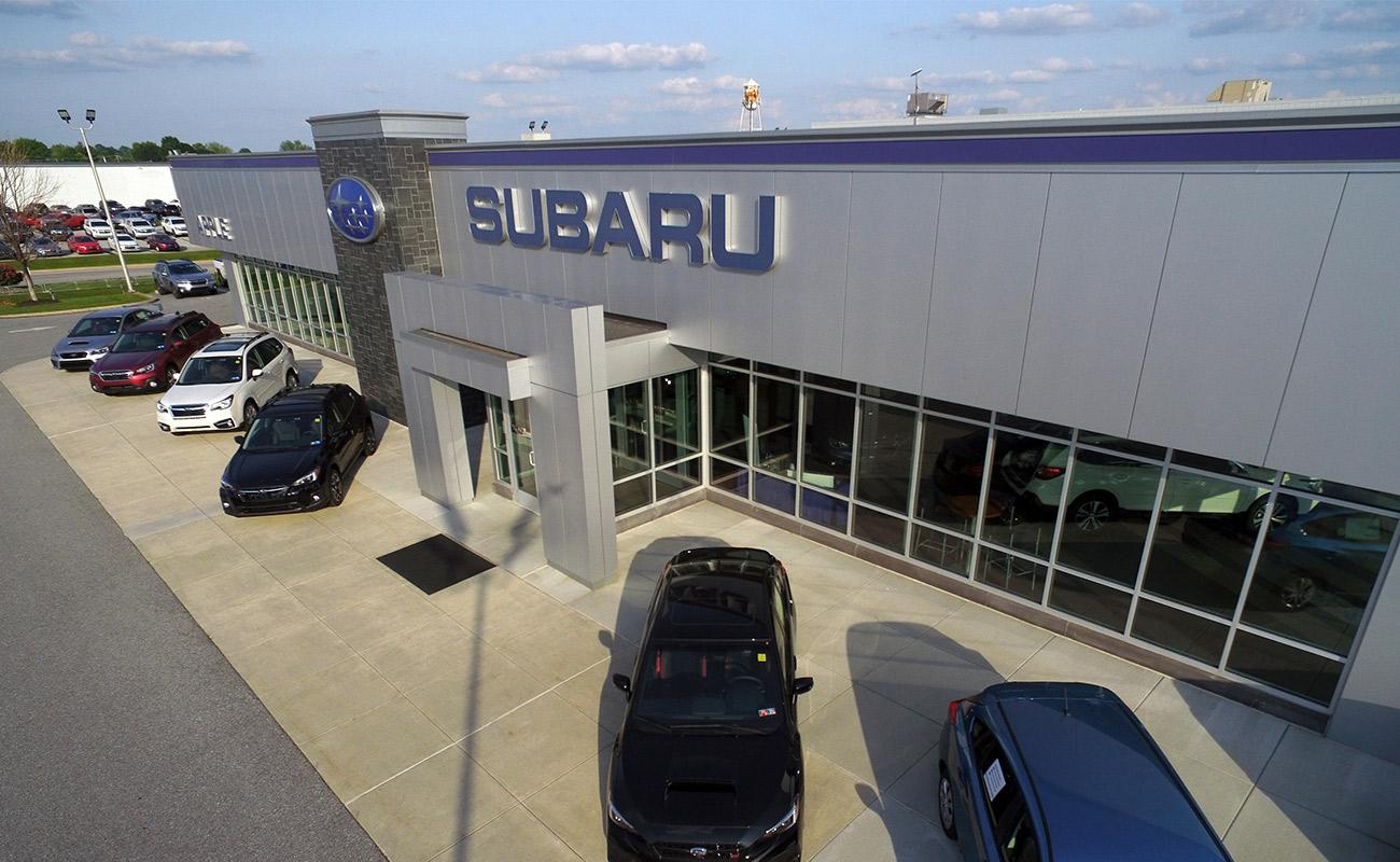 Apple Subaru | York, PA