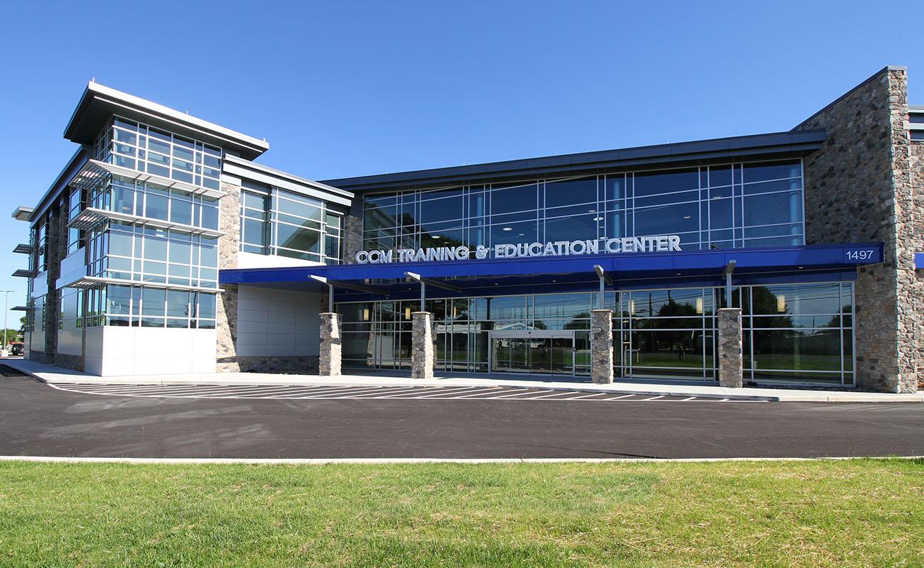 Carlisle Construction Materials Training & Education Center   Carlisle, PA