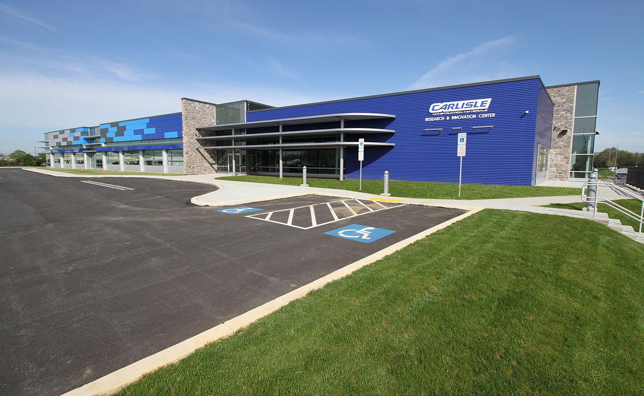 Carlisle Construction Materials Research & Innovation Center   Carlisle, PA