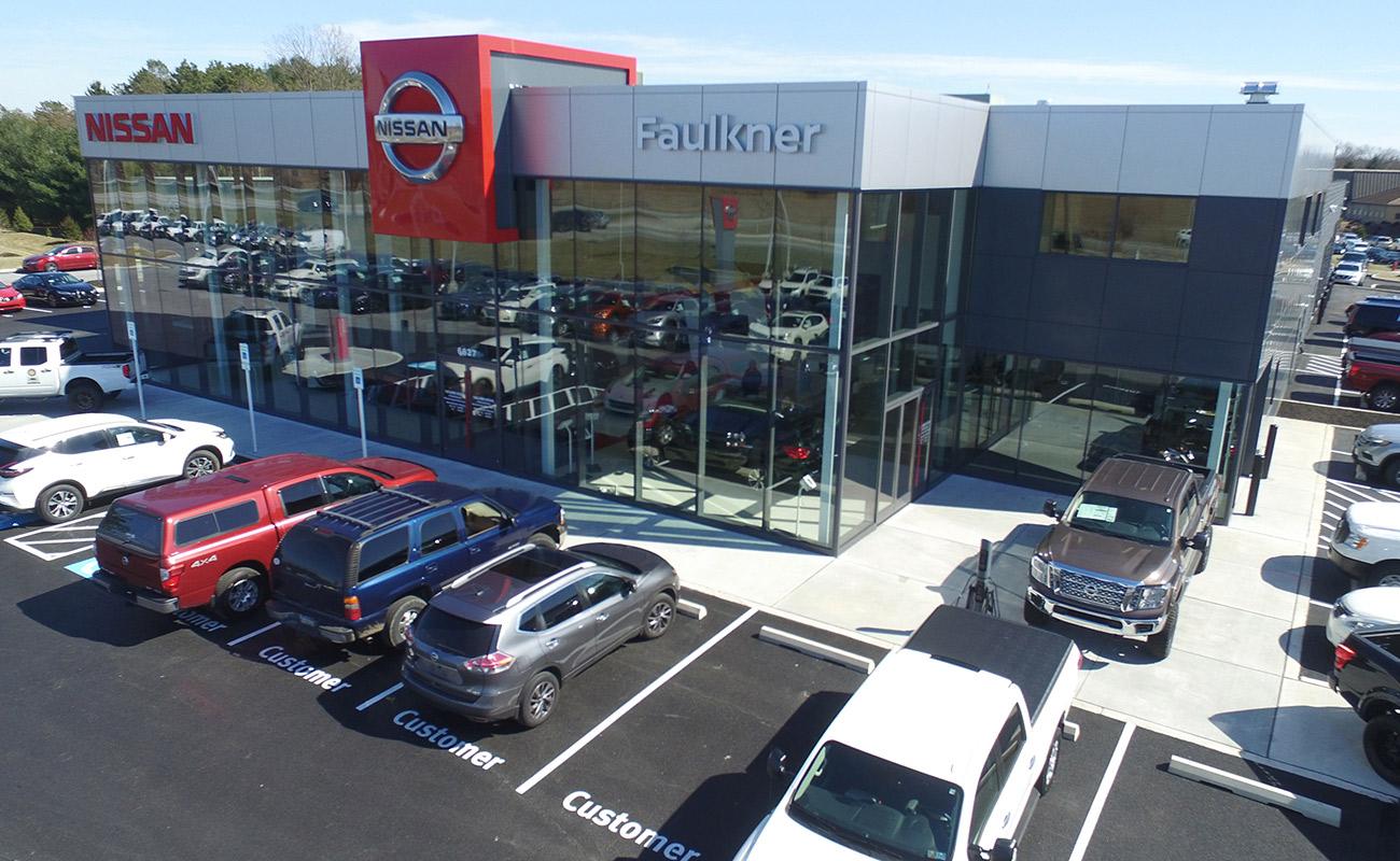 Faulkner Nissan | Mechanicsburg, PA