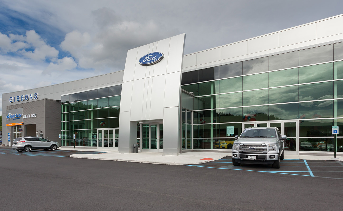 Gibbons Ford | Dickson City, PA