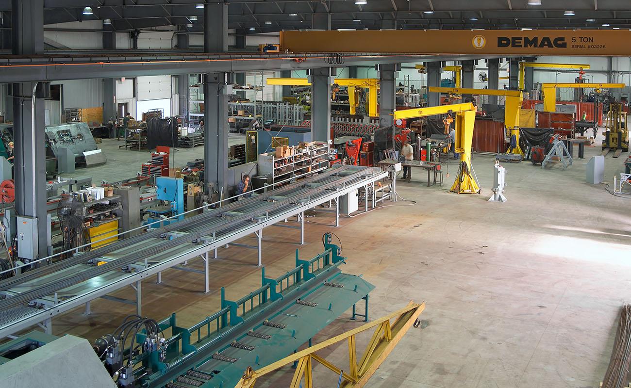 KRB Machinery   Wrightsville, PA