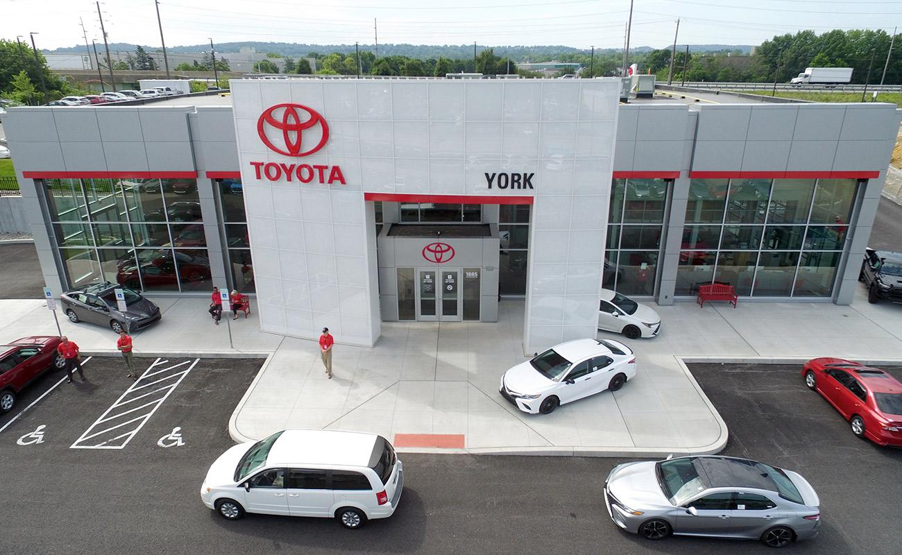 Toyota of York | York, PA