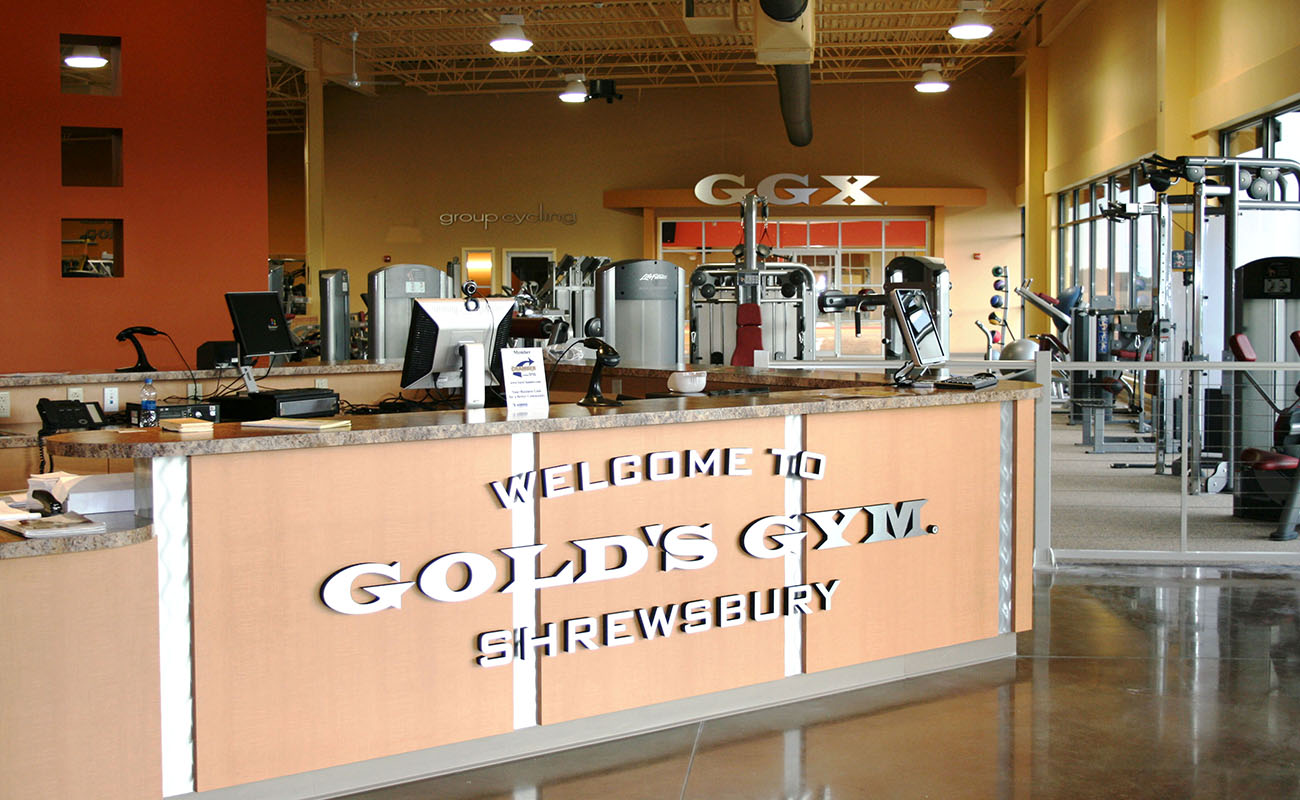 Gold's Gym   Shrewsbury, PA