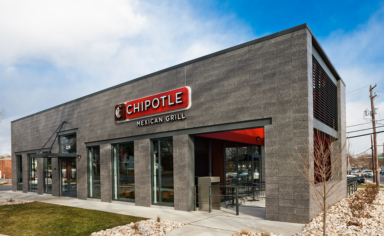 Chipotle Mexican Grill   Various Locations