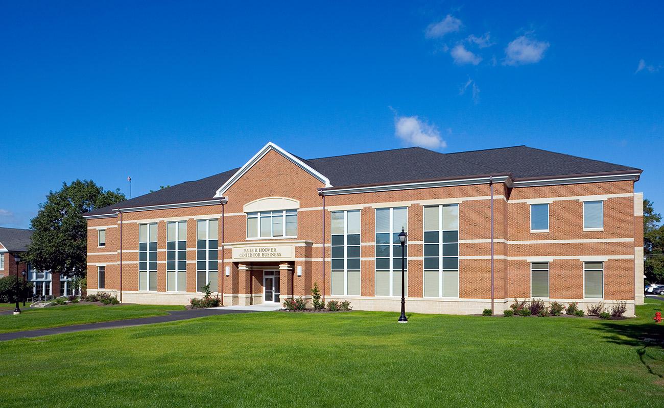 Elizabethtown College – James B. Hoover Center for Business | Elizabethtown, PA