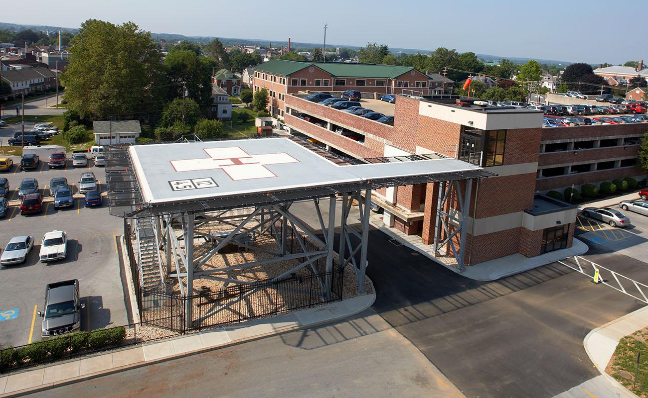 Hanover Hospital Vertical Expansion   Hanover, PA