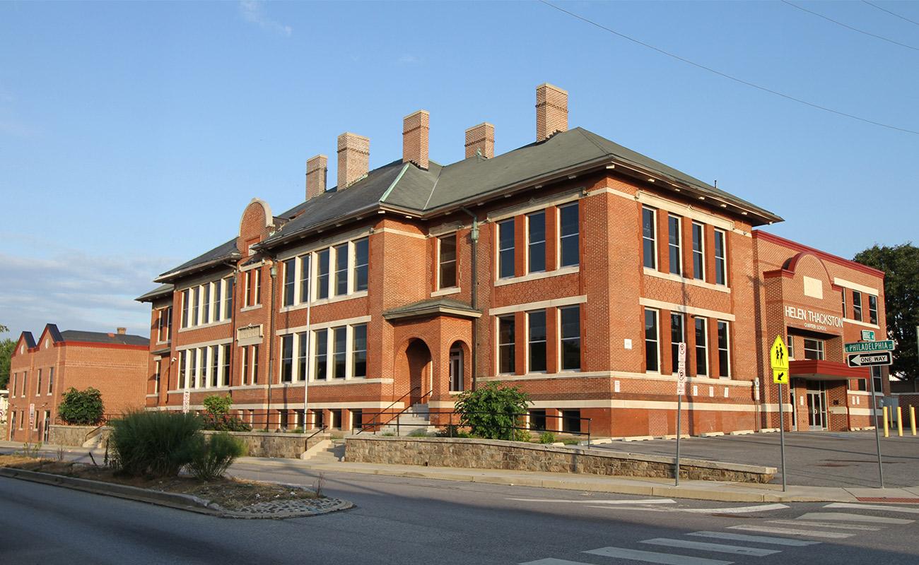 Helen Thackston Charter School | York, PA
