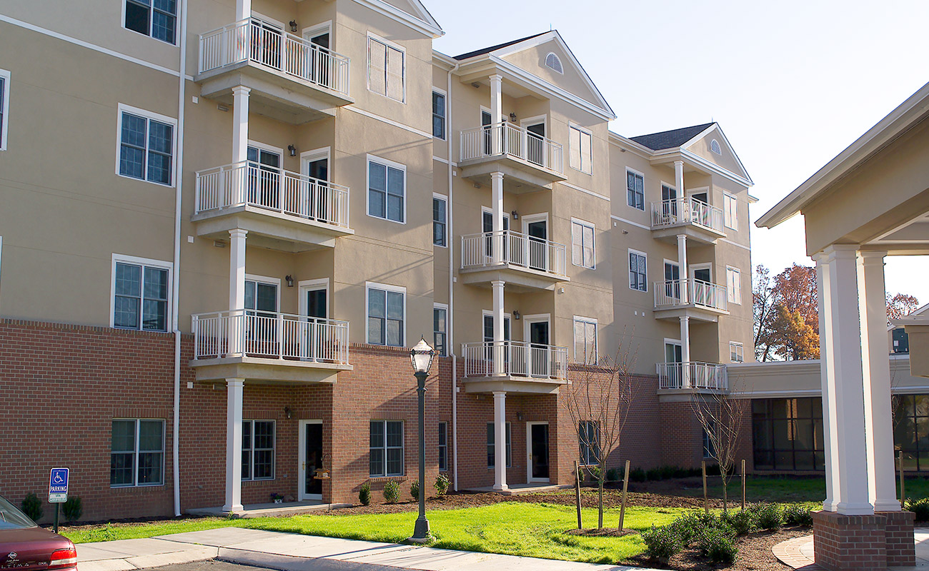 Normandie Ridge Apartment Building | York, PA