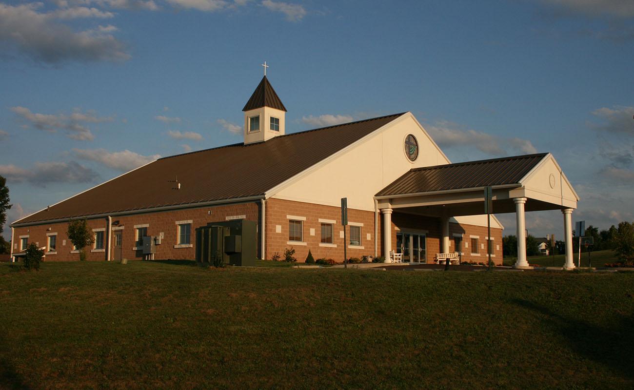 Parker Ford Church | Pottstown, PA