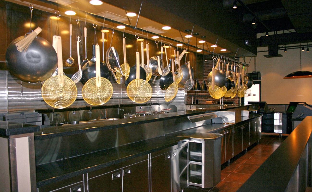 Pei Wei Asian Diner   Cockeysville, MD