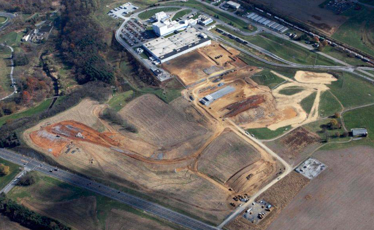 Hershey Company – Reese Avenue Expansion | Hershey, PA