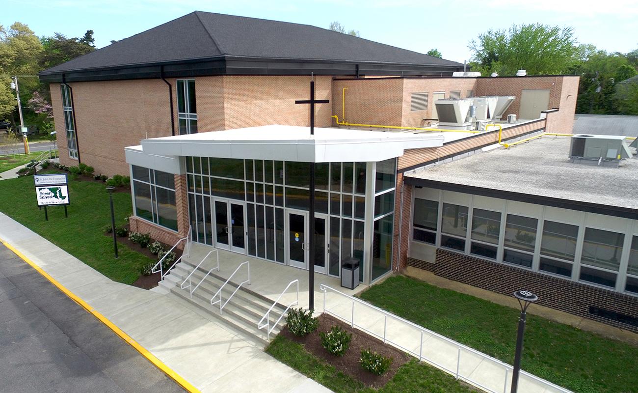 St. John the Evangelist Activities Center | Severna Park, MD