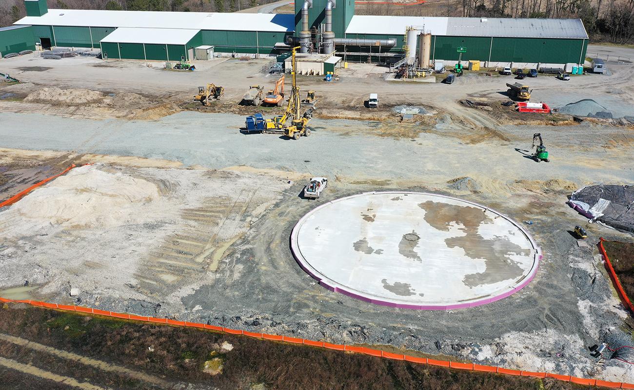 BioEnergy Devco BIC Project   Seaford, DE (Under Construction)