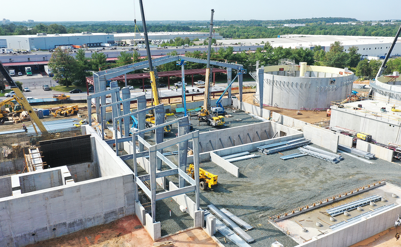 BioEnergy Devco MD-FCA Project   Jessup, MD (Under Construction)