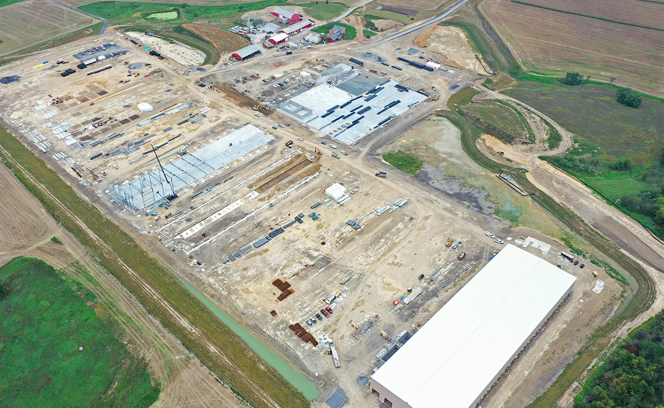 Blue Springs Egg Farm   Mercersburg, PA (Under Construction)